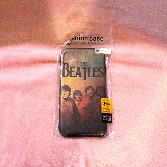 The Beatles iPhone 11 case
